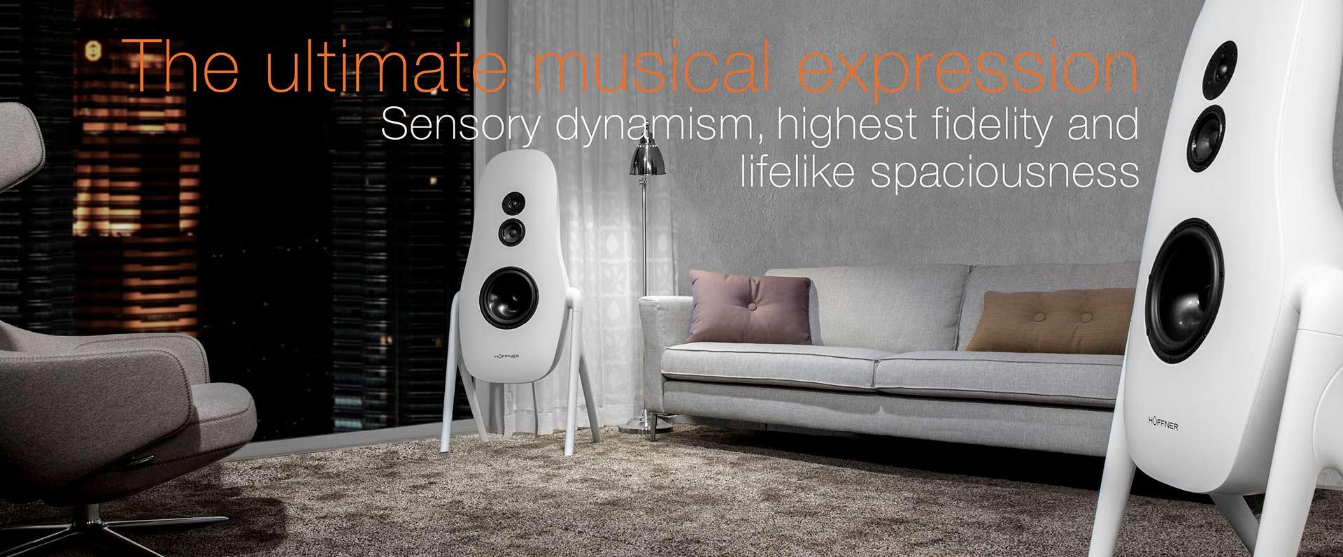 the ultimate speaker H1